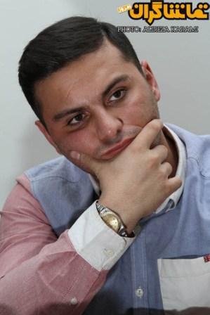 اولین مصاحبه رسمی با آرمین 2afm