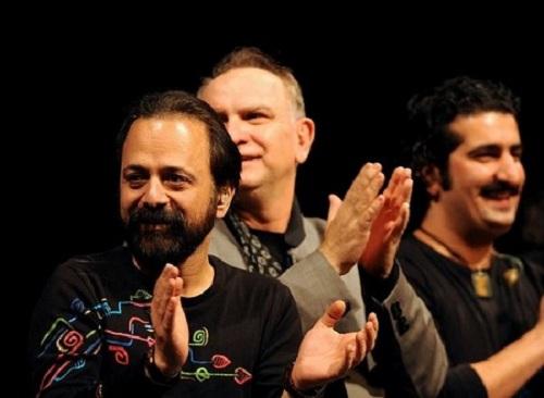 گزارش کوتاه از کنسرت رستاک در جشنواره موسیقی فجر